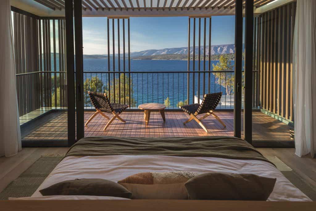 New Hotel In Maslinica Bay Interior 01