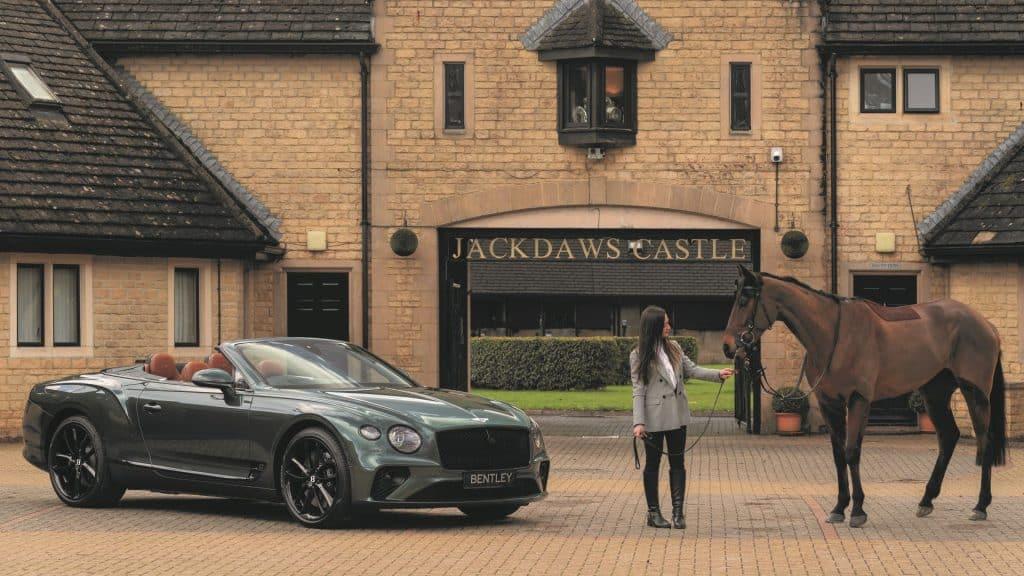 Bentley Continental GT Convertible 01