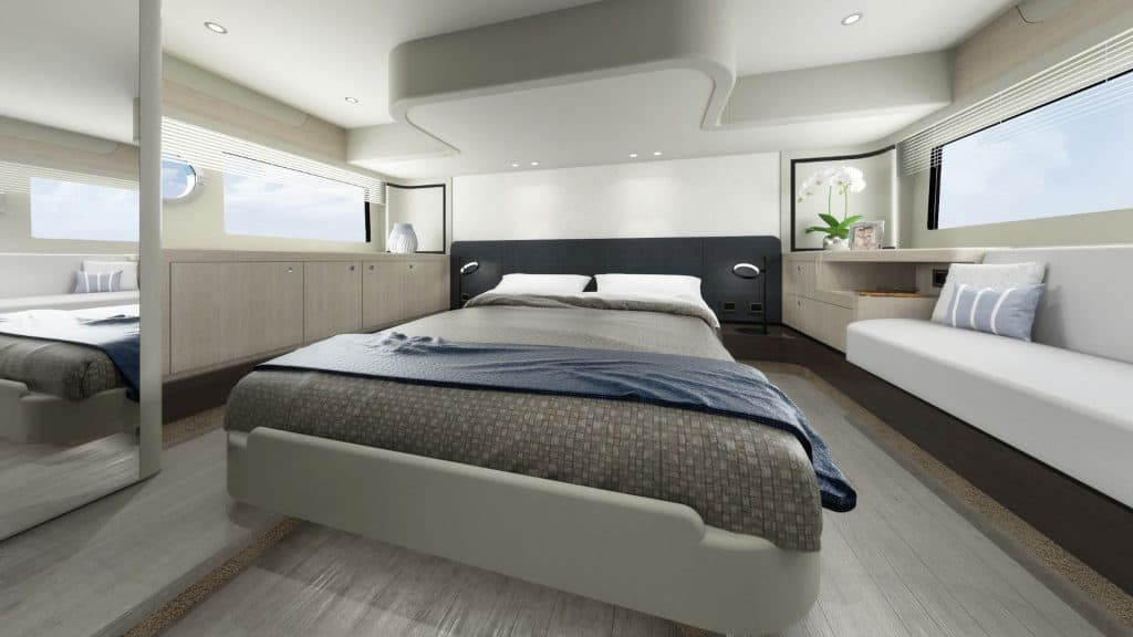 Absolute Yachts 50 Fly Cabin 01