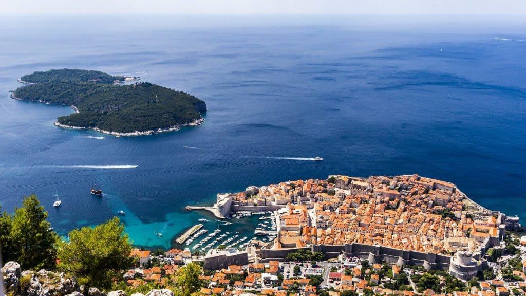 Dubrovnik Lokrum 01