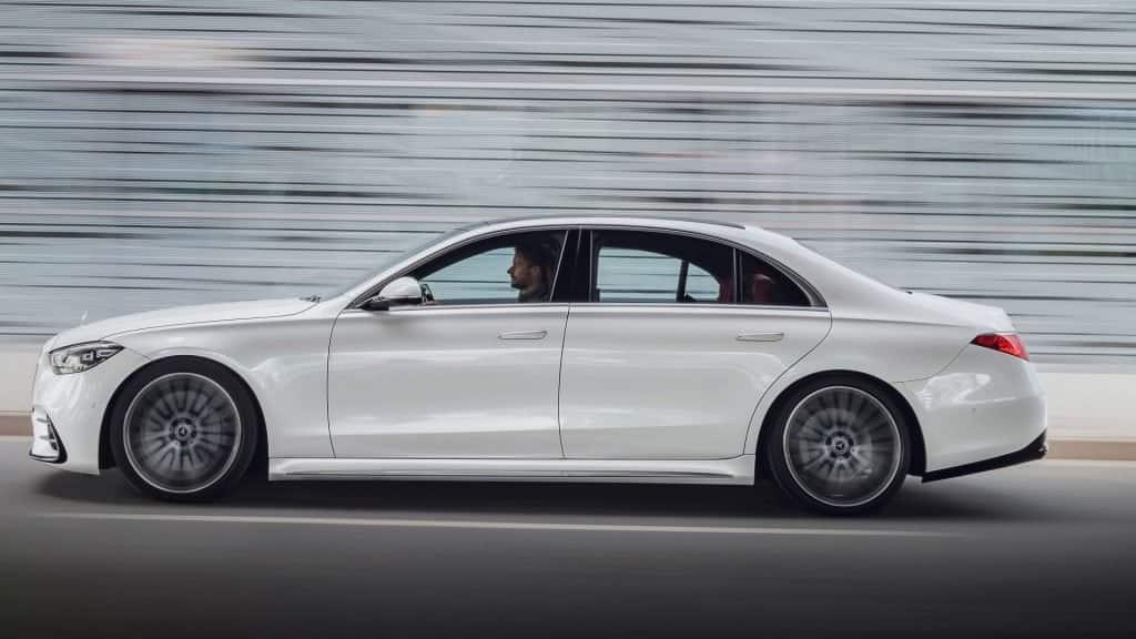 Mercedes S Klasa Bocni Pogled 01