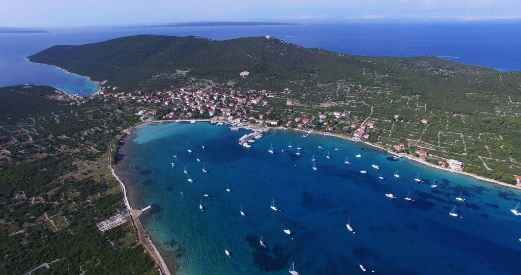 Croatia Ist Island