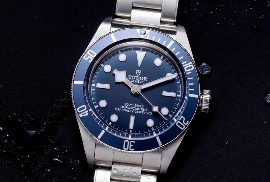Tudor Black Bay Fifty Eight Navy Blue Celicna Narukvica 01