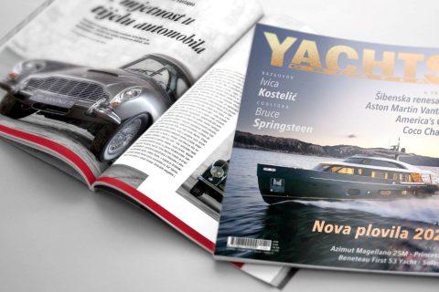 Jesenski broj Yachtsa