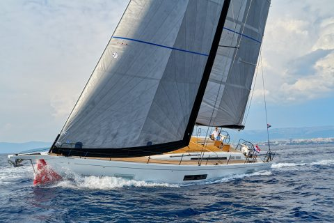 Beneteau First 53 Yacht Test 01