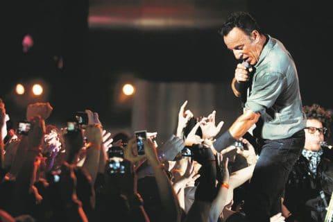 Bruce Springsteen Koncert 01