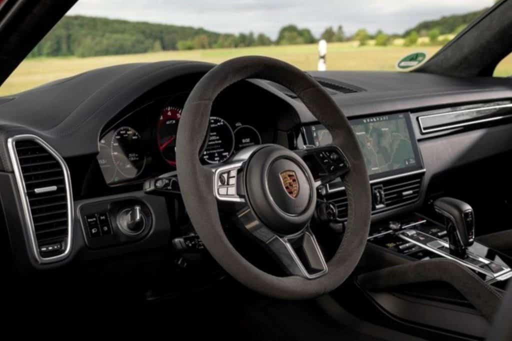 Porsche Cayenne Gts Unutrasnjost 01