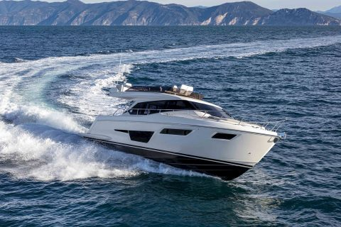Ovo je fotografija Ferretti Yachts 500 MennYacht