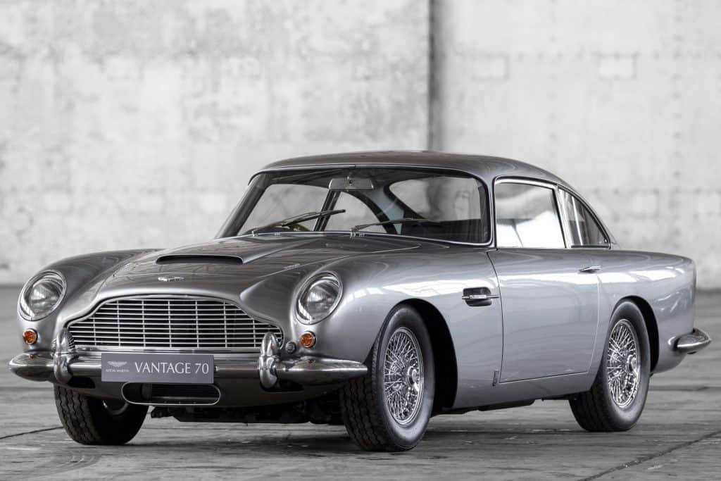 Aston Martin Db5 Vantage 01