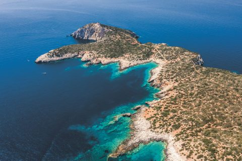 Otok Susac Panoramska Slika 01