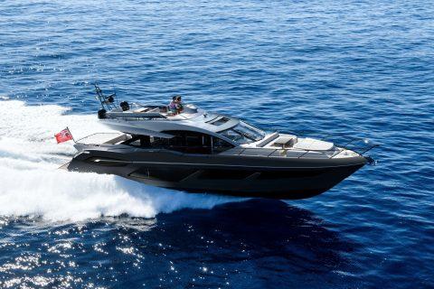 Slika modela Sunseeker 74 Sport Yacht Crusing 01