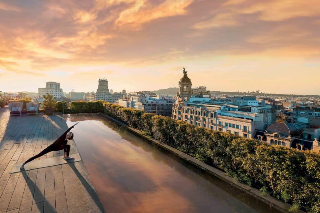 Ovo je fotografija Barcelona Luxury Pool View 00