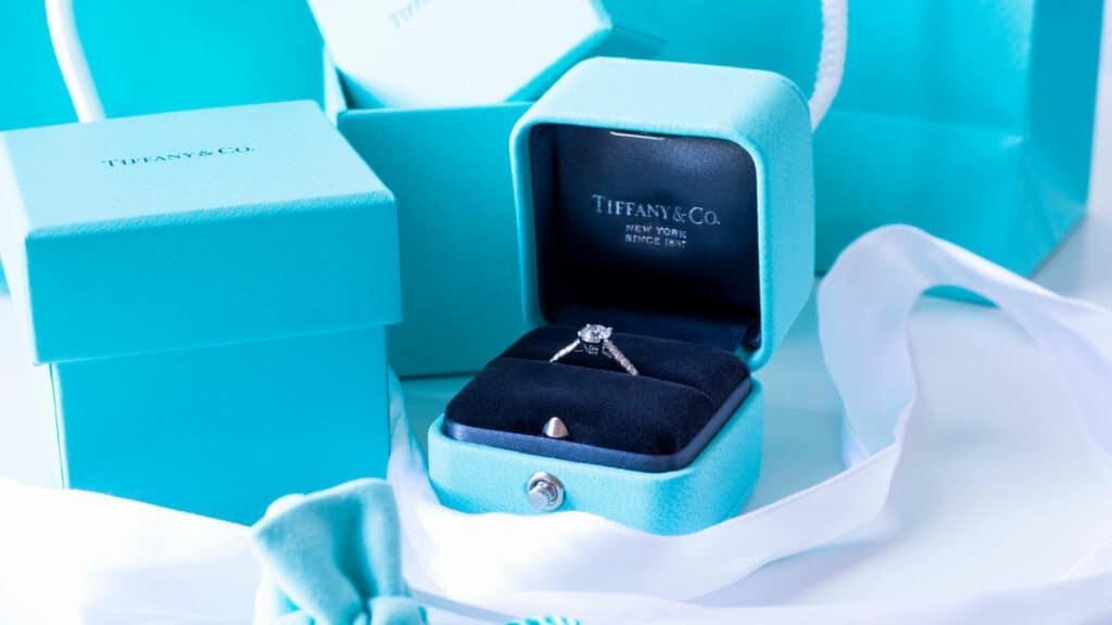 Tiffany Plava Kutijica 00