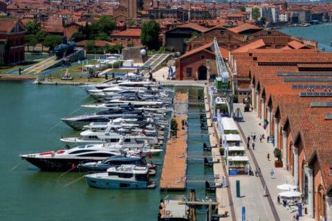 Ovo je fotografija Venice Boat Show 2021 00