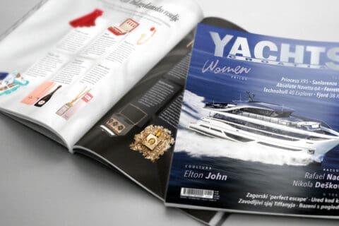 Ovo je fotografija Yachts Croatia 65 novi broj