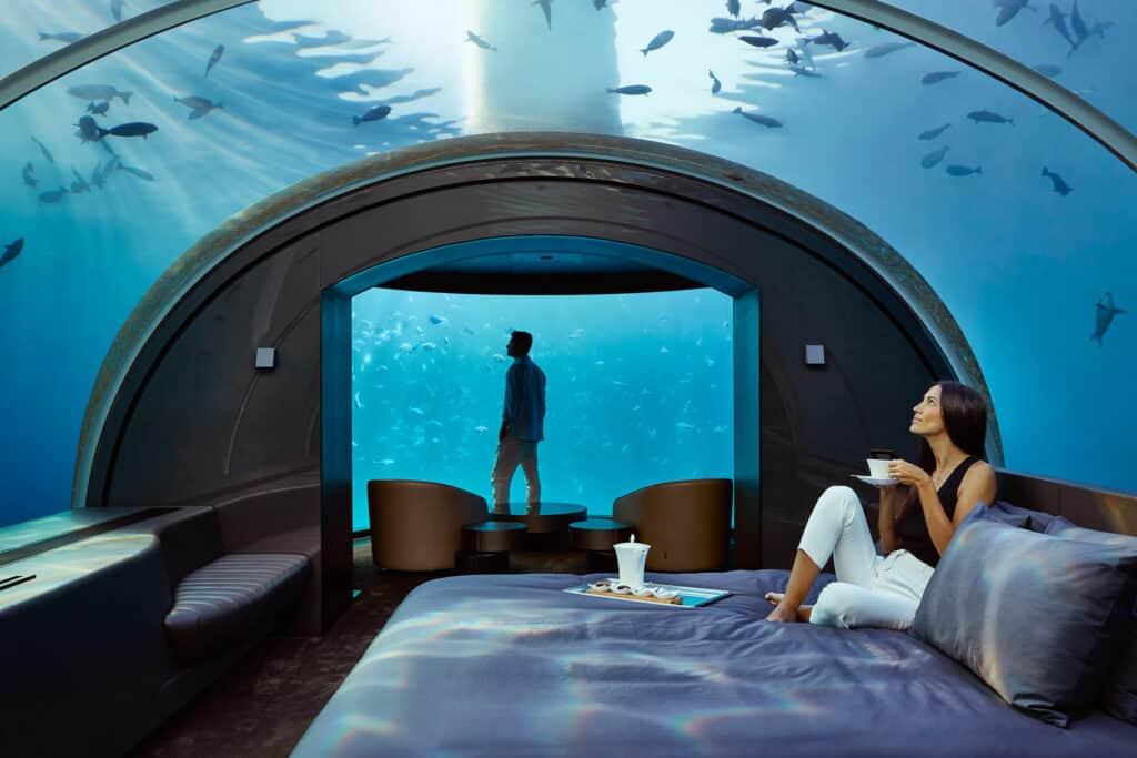 Ovo je fotografija Conrad Maldivi