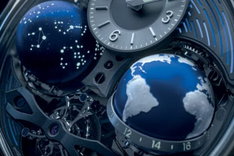 Ovo je fotografija svemirski satovi