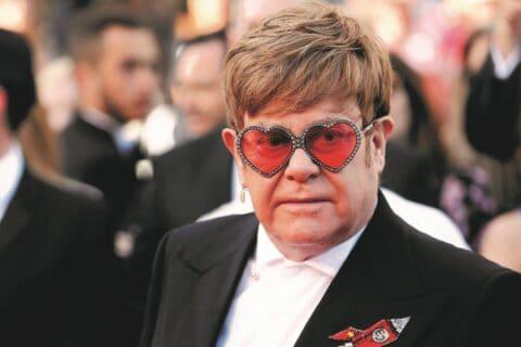 Ovo je fotografija Elton John