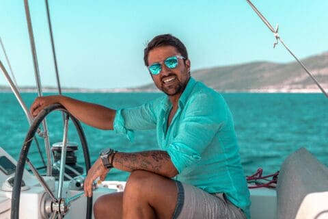This is a photography of Janko Tipsarevic