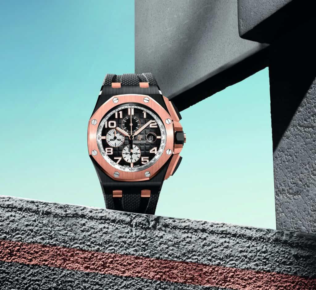 Ovo je fotografija Audemars Piguet nautički satovi