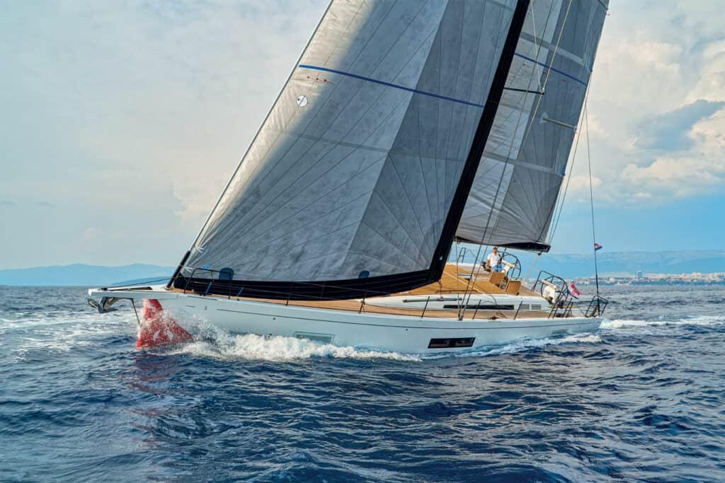 ovo je fotografija Beneteau First Yacht 53 nova plovila