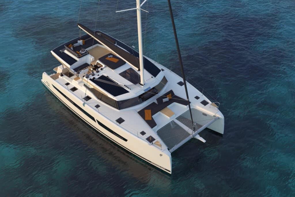 Ovo je fotografija FJ New 51 zastupnik Ultra Sailing