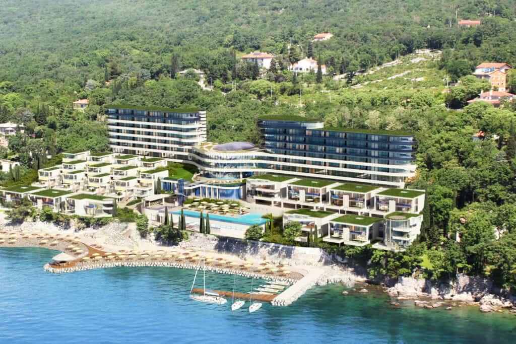 Ovo je fotografija Hilton Rijeka Costabella Beach Resort & Spa