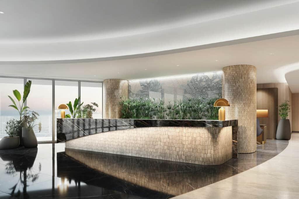 Ovo je fotografija Hilton Rijeka recepcija