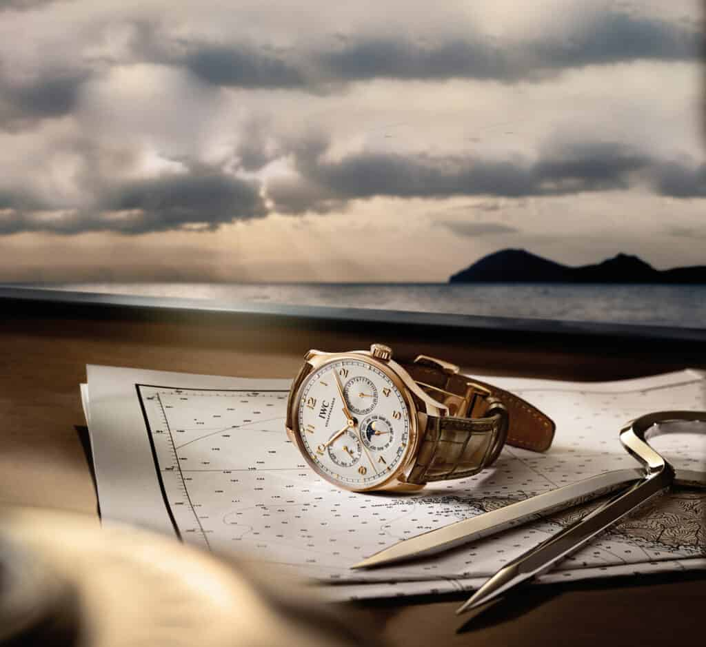 Ovo je fotografija sata IWC Portugieser