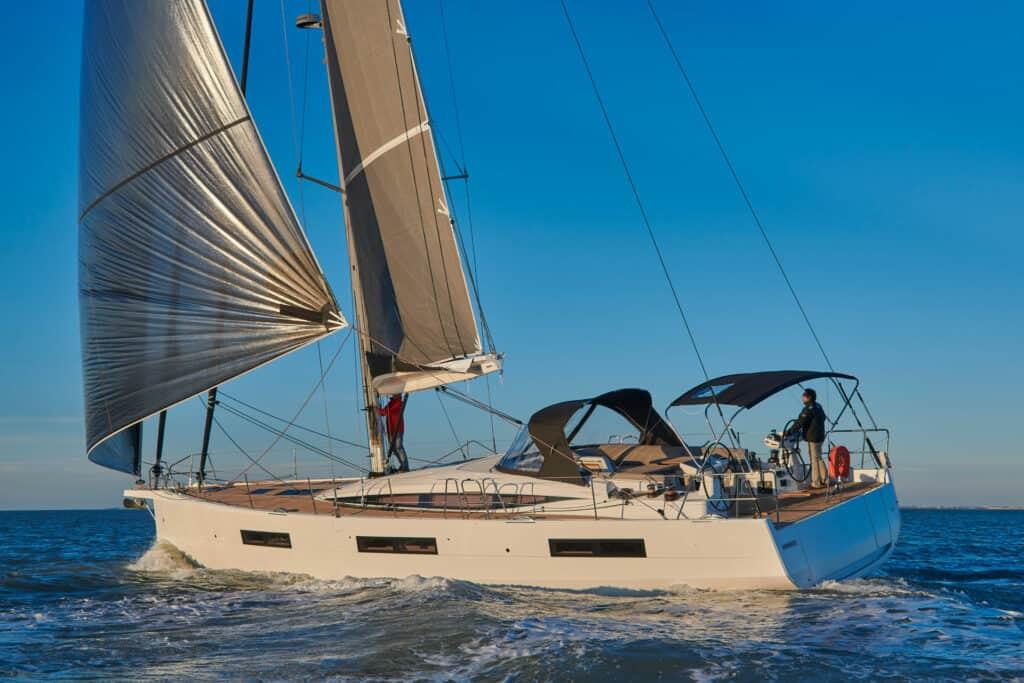 Ovo je fotografija Jeanneau Yachts 60