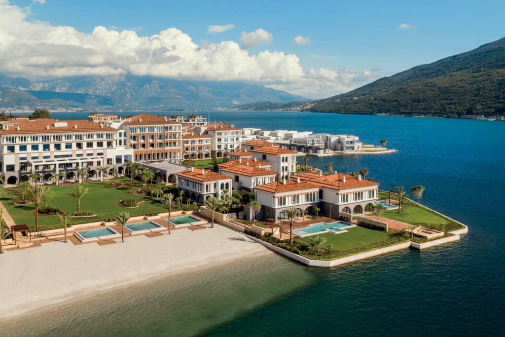 Ovo je fotografija resort Portonovi