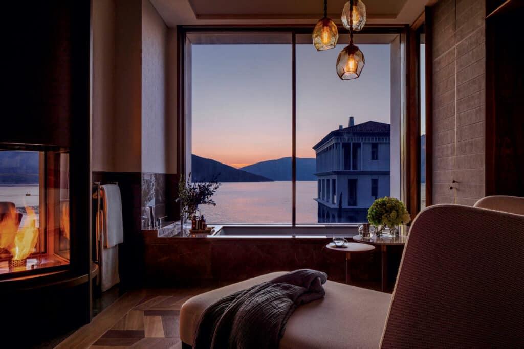 Ovo je fotografija One & Only Portonovi pogled iz sobe