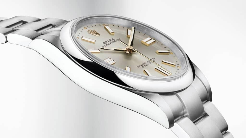 Ovo je fotografija sat Rolex Oyster Perpetual