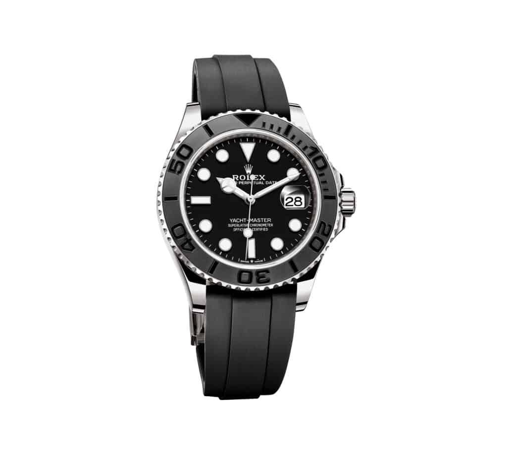Ovo je fotografija sata Rolex Oyster