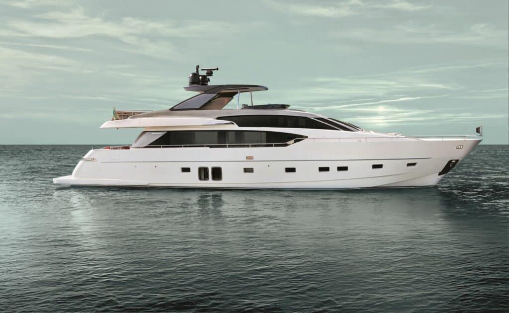Ovo je fotografija Salorenzo SL86 nova plovila