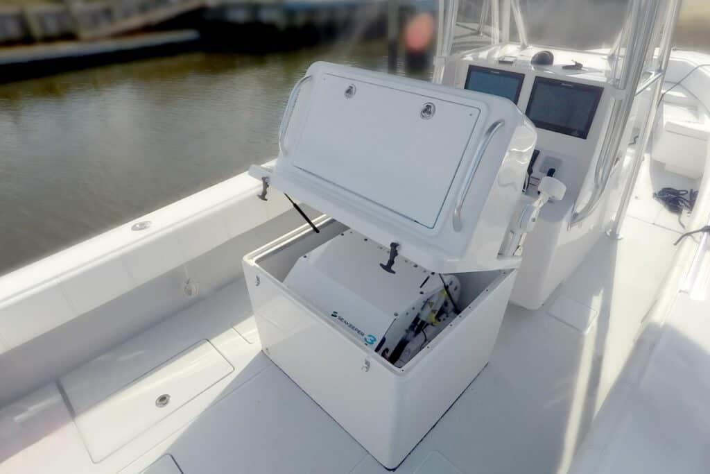 Ovo je fotografija Seakeeper 3