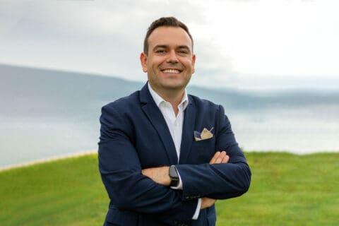 Ovo je fotografija Tomislav Hrala, direktor prodaje i marketinga Portonovi