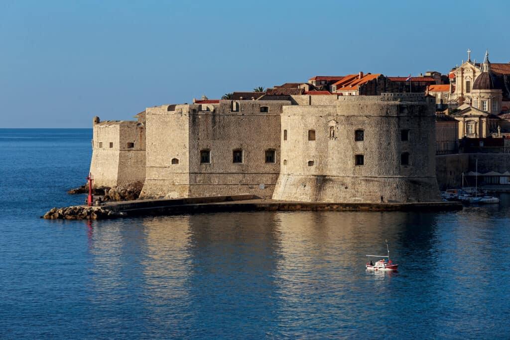 Ovo je fotografija tvrđava sv. Ivan