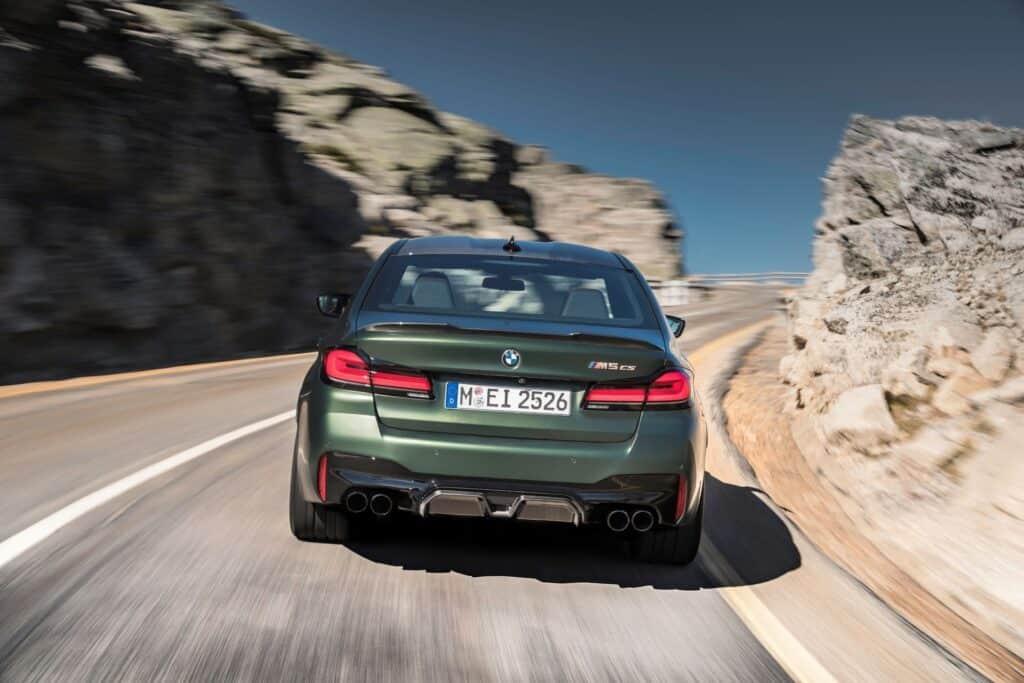 Ovo je fotografija najjačeg BMW-a M5