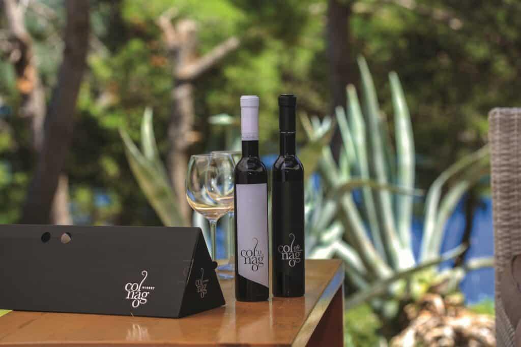 Ovo je fotografija Colnago vina