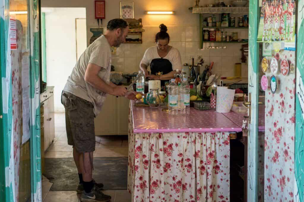 Ovo je fotografija Dionis, restorani Pakleni otoci