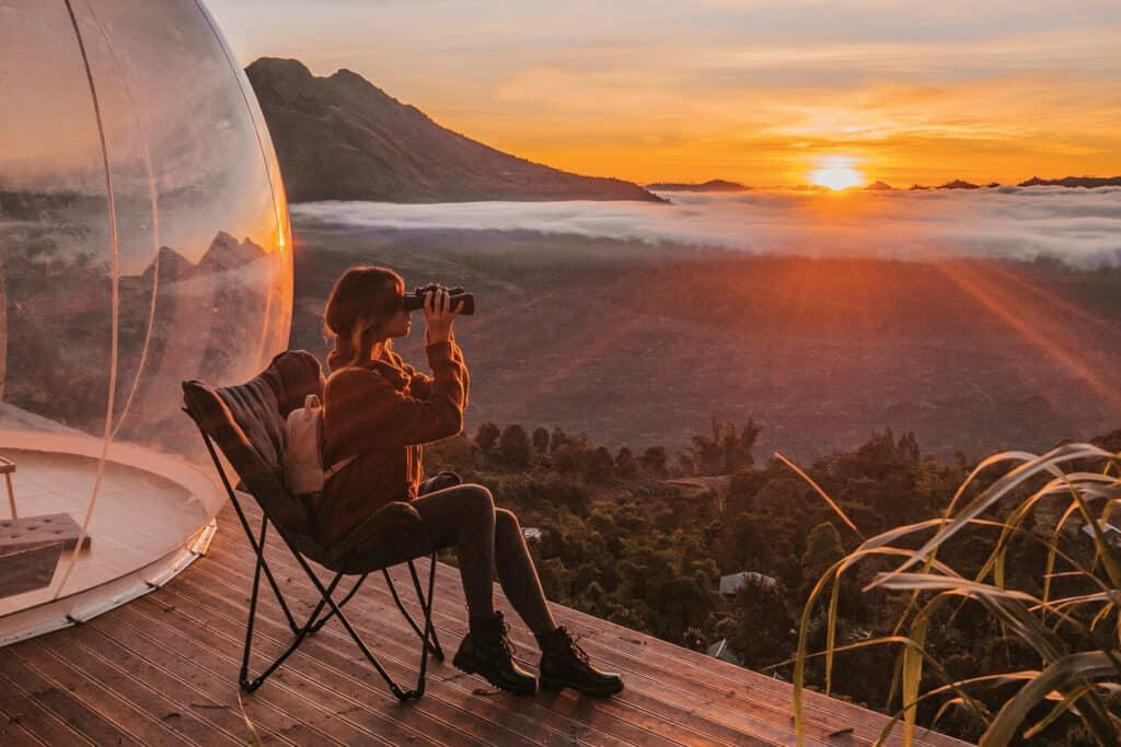 Ovo je fotografija basecamp Bali
