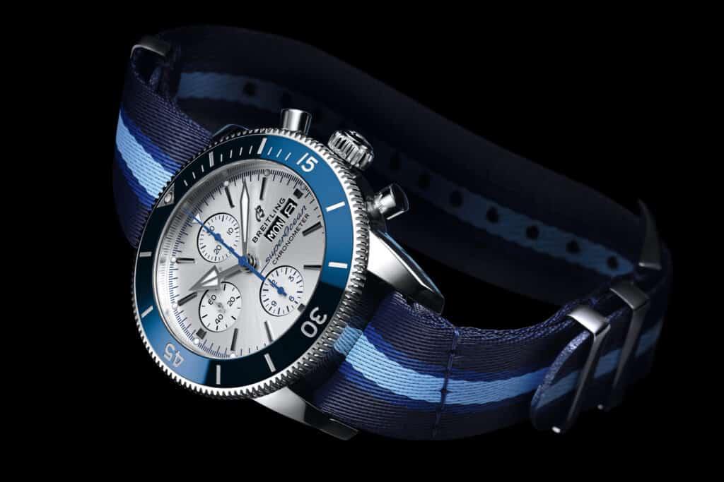 Ovo je fotografija Breitling sata