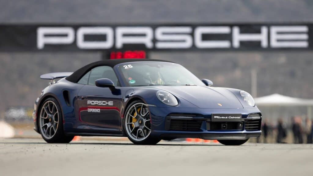 Ovo je fotografija Porsche experience Grobnik