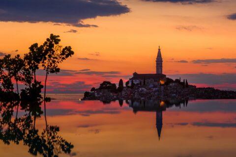 Ovo je fotografija grad Rovinj