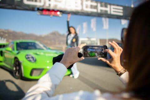 Ovo je fotografija Porsche Ladies Day 2021