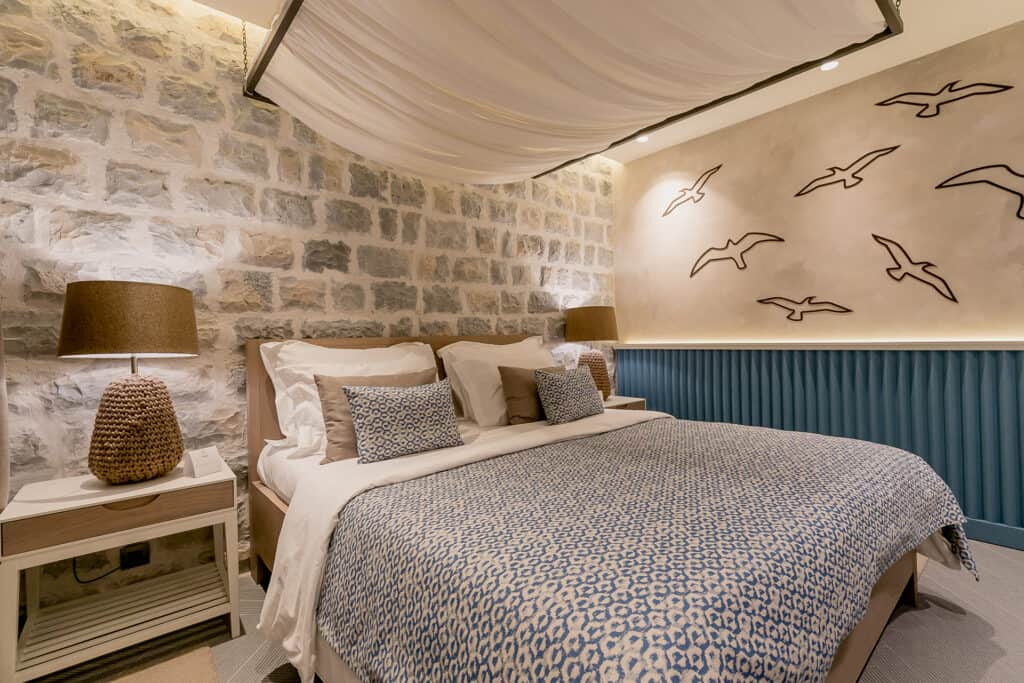 Ovo je fotografija sobe u hotelima Casa del Mare