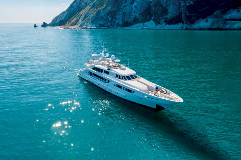 This is photo of Isa Yacht Alalya