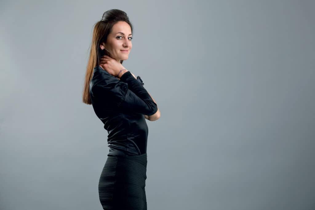Ovo je fotografija Lidija Lijić Vulić, Garmin brend ambasadorice