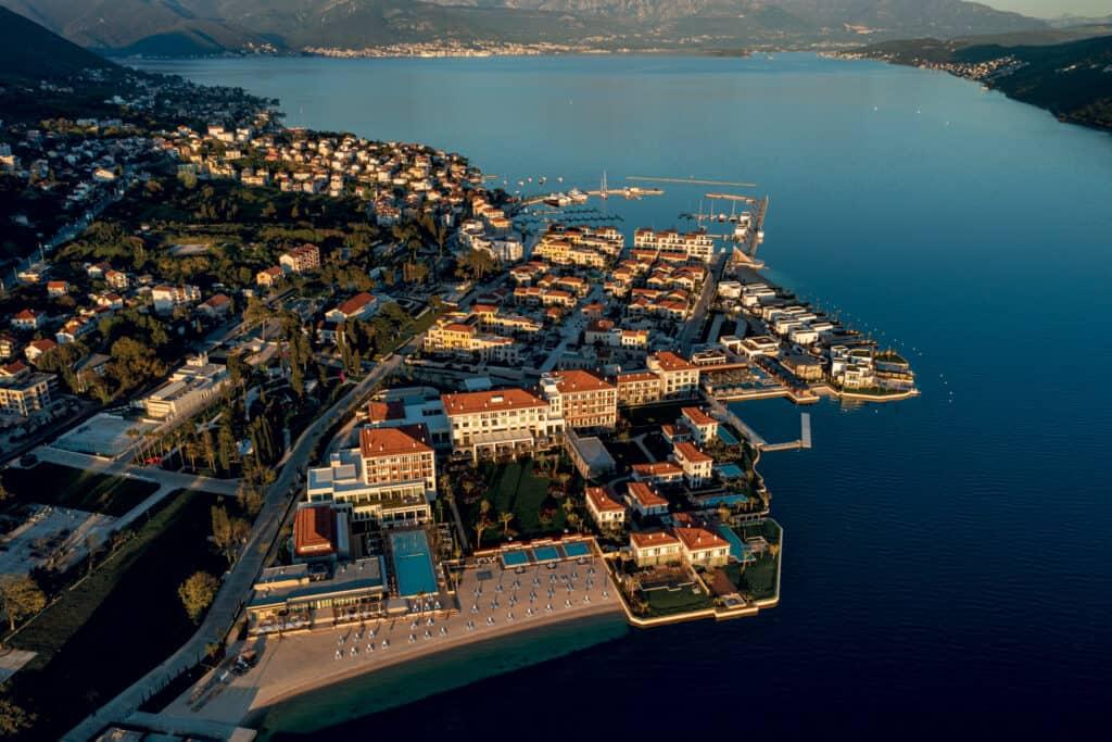 This is photo of a Portonovi resort